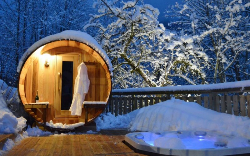 Luxury Hotel in French Alps